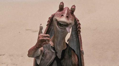 Director JJ Abrams hints he may kill off despised character Jar Jar Binks in upcoming Star Wars film