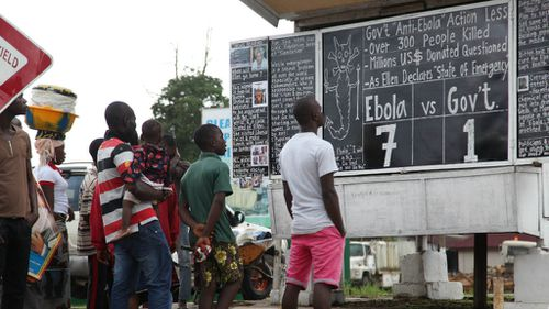Ebola outbreak traced back to death of toddler last year