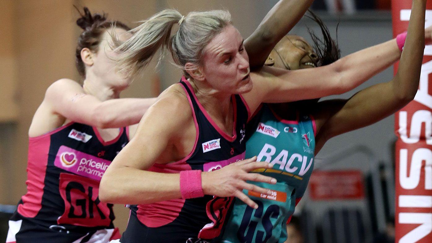 Melbourne Vixens extend Adelaide Thunderbirds Super Netball misery