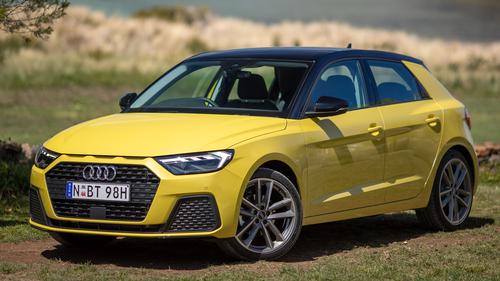 Audi's grown up A1 Sportback hits Aussie shores