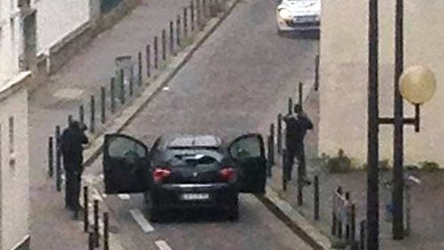 Paris restricts action film scenes in wake of Charlie Hebdo attacks