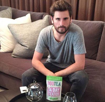 <p>Detox tea...</p>