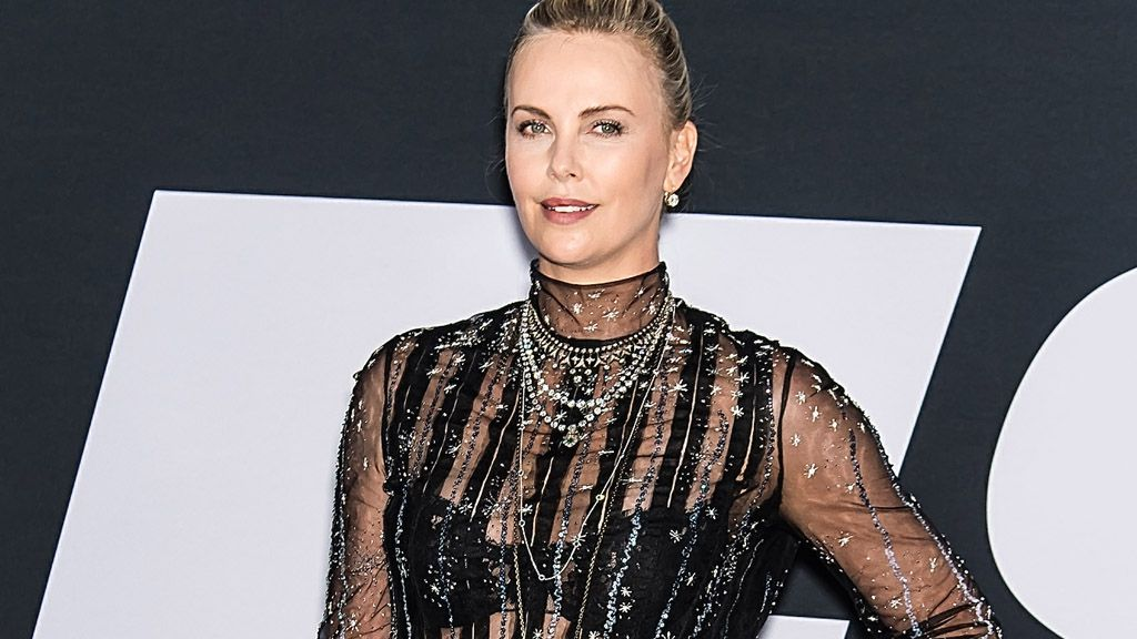 Charlize Theron at the New York premiere of Fast & Furious 8. Image: Getty