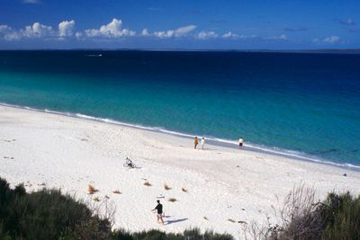 <strong>Hyams Beach, Jervis Bay, New South Wales</strong>
