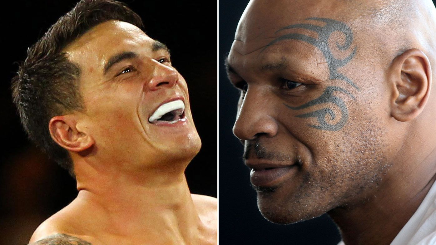 Sonny Bill Williams responds to prospect of facing Mike Tyson in boxing exhibition