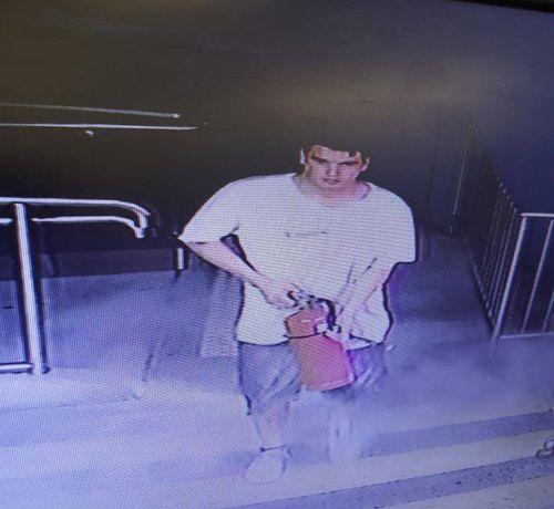 Police hunt for Sylvania McDonald's fire extinguisher attacker