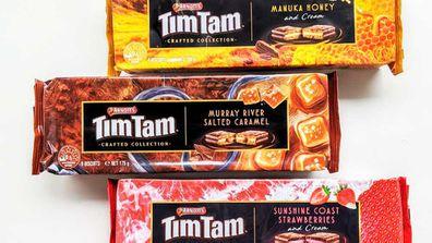 New Tim Tam flavours land