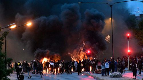 Riots in Sweden after Quran burning by far-right activists