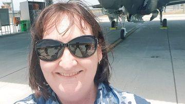 Wing Commander Robyn Murtagh