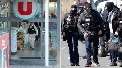 IS extremist kills three in French shooting rampage