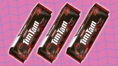 Arnott's Tim Tam Dark Choc Chilli