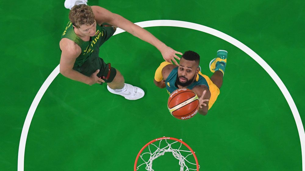 Boomers to play Serbia in Oly semi-final