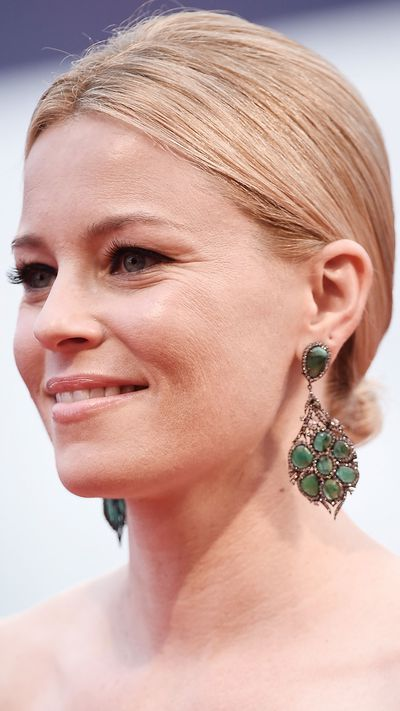 Elizabeth Banks at the premiere for <em>Black Mass</em>.
