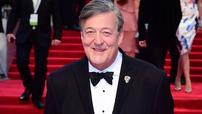'An aggressive looking bugger': Stephen Fry reveals he has prostate cancer