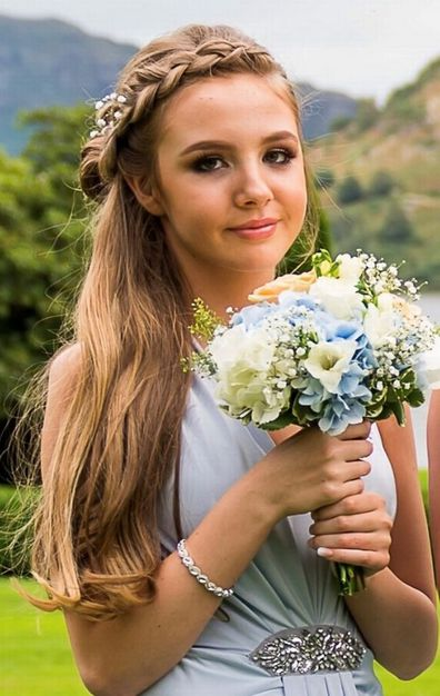 Eboney Cheshire, 13, passed away from an ecstasy-induced seizure in a case that has baffled her mother and authorities. Supplied: Merseyside Police