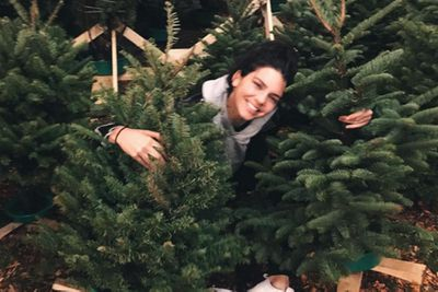 Disclaimer: Kendall Jenner not likely to be found under your Christmas tree.