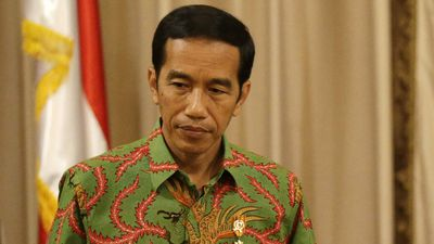 Indonesian president Joko Widodo has consistently refused to grant clemency to the pair, in line with his hard line on drug traffickers. (Supplied)