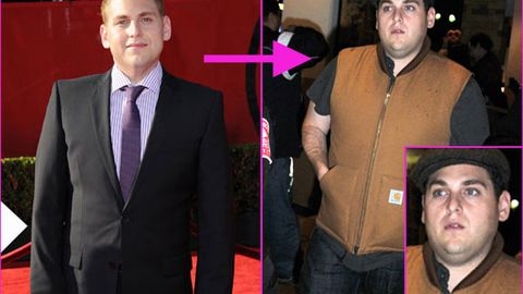 Has Jonah Hill regained all the weight he lost?
