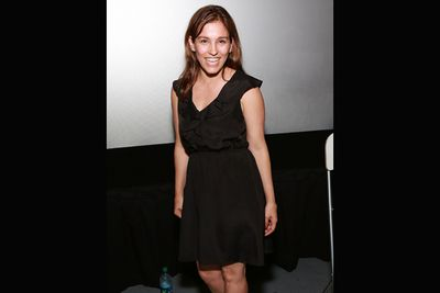 Amy Jo, 42, has made many movies and TV series since playing The Pink Ranger, most prominently starring in TV shows <i>Felicity</i>, <i>Wildfire</i> and <i>Flashpoint</i>. Amy is married to Olivier Giner, and they have a four-year-old daughter, Francesca Christine.<br/><br/>Image: Getty