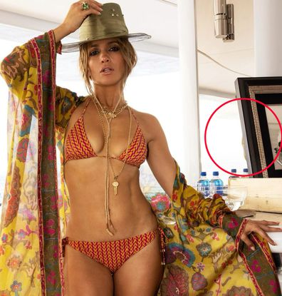 Jennifer Lopez poses in photo for her 52nd birthday.