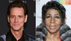 Jim Carrey cops backlash over his tribute portrait to Aretha Franklin