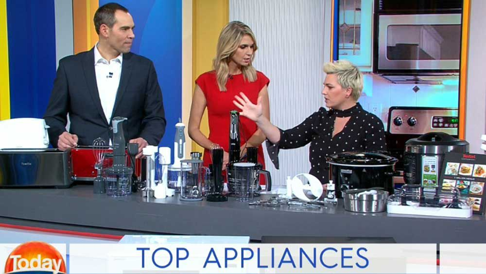 Choosing top kitchen appliances