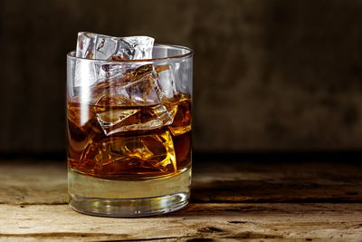 1 Mars Bar = 3.1 whiskys on the rocks