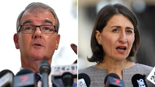 Latest polls show both parties neck and neck, with Gladys Berejiklian slightly ahead as preferred Premier.