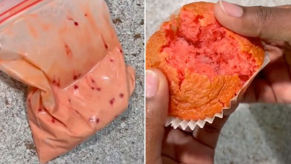 The TikTok frozen cake mix hack making all of our mouths water
