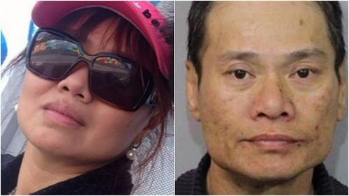 Lina Huynh was murdered by her partner, Phuc Thien Tang. Picture: 9NEWS