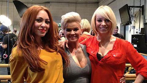 1699f5d940  90s reunion  See what Atomic Kitten