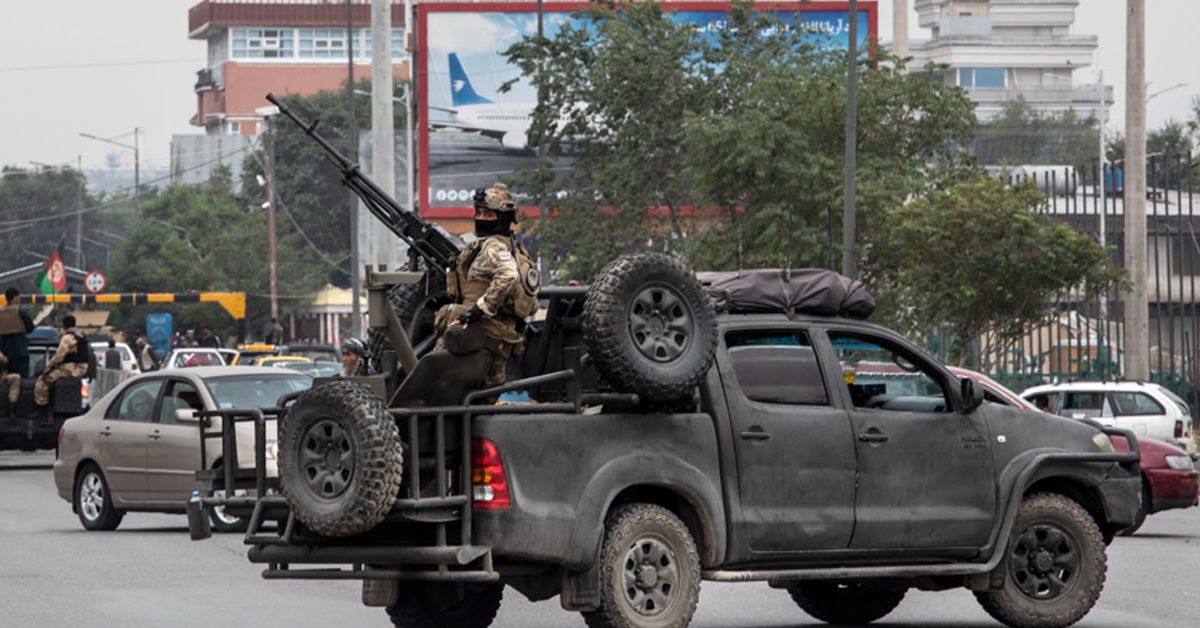 Top US general warns Taliban have 'strategic momentum'