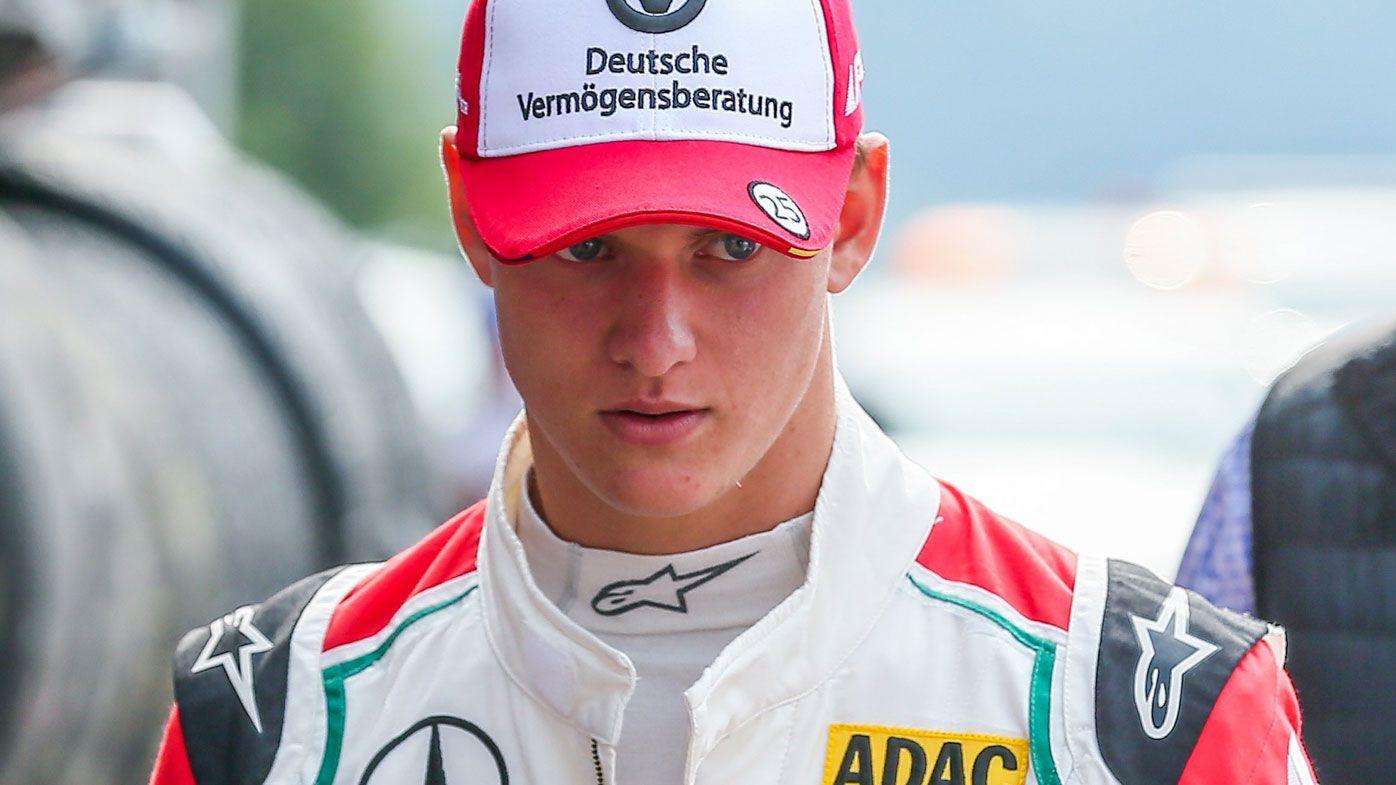 Michael Schumacher's son wins first Formula 3 race