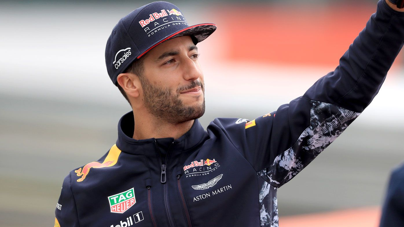 Daniel Ricciardo to join Renault after leaving Red Bull