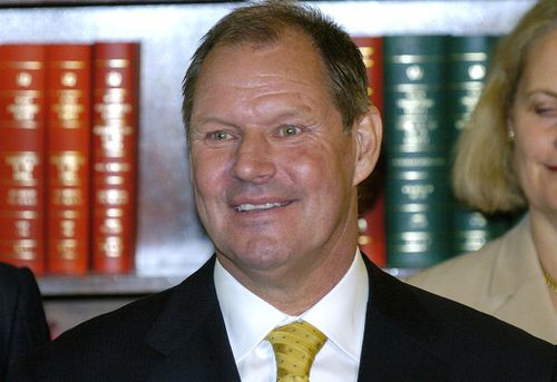 Robert Doyle during his time as Victorian Opposition Leader. (AAP)
