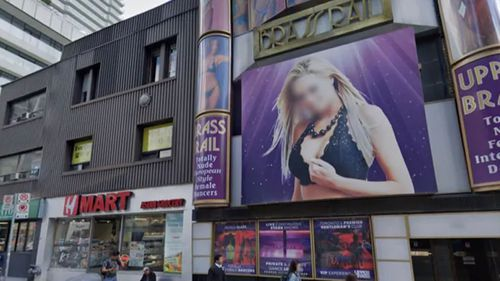 Brass Rail strip club Toronto has had an employee test positive to COVID-19