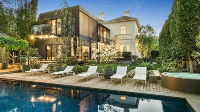<strong>Shannon Bennett and Madeleine West's South Yarra house for sale</strong>