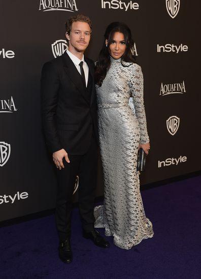 Naya Rivera, Ryan Dorsey, InStyle, 2015, Beverly Hills, California.