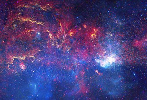 Milky Way galaxy (Getty)