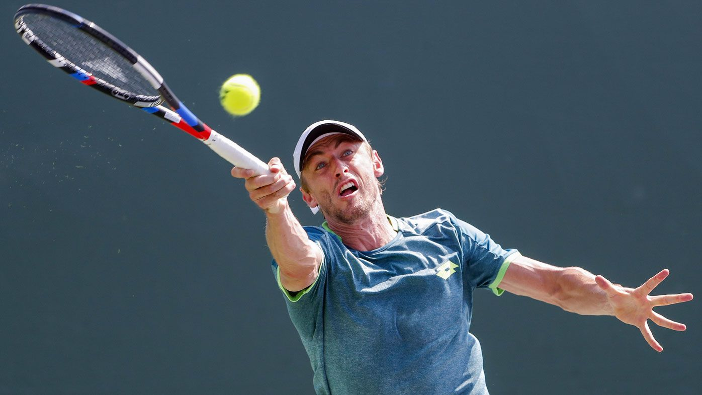Australia's John Millman denied maiden ATP tour title at Hungarian Open
