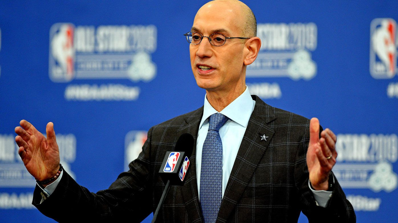 Team executives and player agents want NBA to cancel season: report