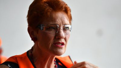 Pauline Hanson can't name local candidate during factory tour