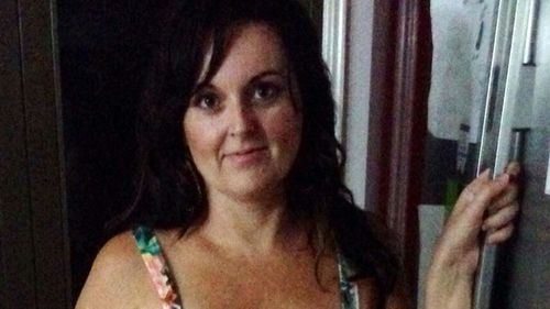 The mother-of-two's throat was slit after Storie broke into her home while under a protection order.