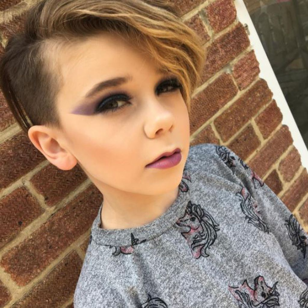 the latest beauty star is a 10 year old boy 9style