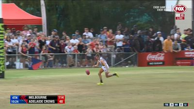 Demons dominate Crows in Alice Springs