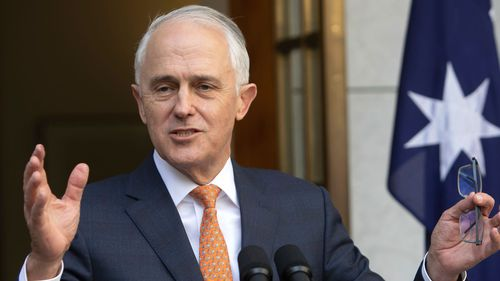 Former Prime Minister Malcolm Turnbull said the behaviour of politicians in Canberra was disgraceful.