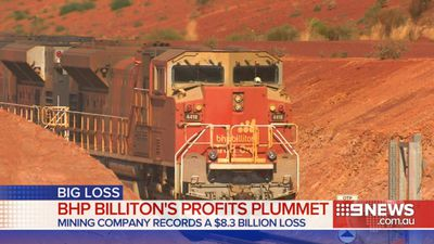 BHP FY net profit drops 37 percent on impairments