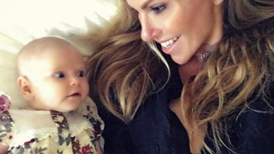 Laura Csortan takes baby Layla Rose on a luxe Gold Coast holiday + more of their sweet snaps