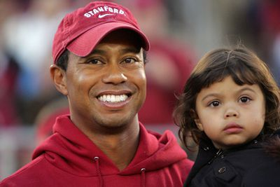 Having a Dad who's the world's number one pro golfer would be a dream for any young boy and Tiger's got two of them. But all that ends when your Dad admits to being a cheating, lying husband. <br/><br/>In February 2010, Tiger confessed to having multiple (some reports say as many as 120) affairs, including a one-night stand with a 21 year old neighbour, whom he had known since she was 14. Tiger spouted some crap to the media about how being rich and famous made him think he could do whatever he wanted. What a role model.
