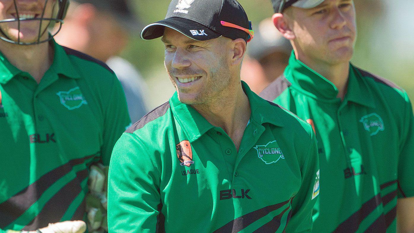 David Warner in NT